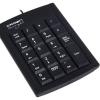 Клавиатура Цифровой блок Crown NumPad CMNK-001, USB, черный, купить за 410руб.