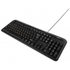 Gembird KB-8330UM-BL USB, черная, купить за 500руб.