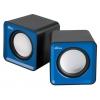 Компьютерная акустика Ritmix SP-2020, черная с синим, купить за 350руб.
