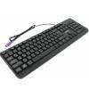 Клавиатура Smartbuy SBK-208P-K, черная, купить за 430руб.