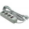 Сетевой фильтр Exegate SP-3-5W, белый, купить за 255руб.