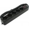 Сетевой фильтр ExeGate SP-5-3B, черный, купить за 375руб.
