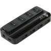 USB концентратор Jet.A JA-UH15, черный, купить за 480руб.