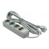 Сетевой фильтр ExeGate SP-3-5G, серый, купить за 375руб.