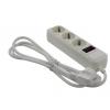 Сетевой фильтр ExeGate SP-3-1.8W, белый, купить за 335руб.