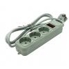 Сетевой фильтр ExeGate SP-3-1.8G, серый, купить за 325руб.
