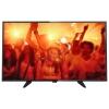 Телевизор Philips 32PFT4101, черный, купить за 14 850руб.