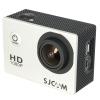 Видеокамера SJCAM SJ4000, серебристая, купить за 3 999руб.