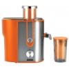 Соковыжималка BBK JC060-H02, оранжевый/серебро, купить за 2 400руб.