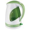 Чайник электрический BBK EK1700P белый/зеленый, купить за 900руб.