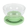 Кухонные весы Lumme LU-1303, зеленый нефрит, купить за 630руб.