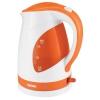 Чайник электрический BBK EK1700P белый/оранжевый, купить за 900руб.