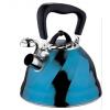Чайник для плиты Marta MT-3043, голубой, купить за 980руб.