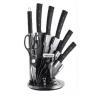 Набор ножей Kelli KL-2130 (из 9 предметов), купить за 1 330руб.