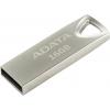 Usb-флешка AData UV210 16Gb, серебристая, купить за 390руб.