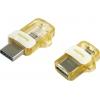 Usb-флешка Sandisk SDDD3-032G-G46GW 32Gb желтая, купить за 1 185руб.