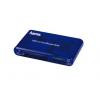 Устройство для чтения карт памяти Hama H-55348 синее, купить за 1025руб.