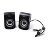 Портативная акустика Ritmix SP-2060 черно-серая, купить за 620руб.