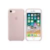 Чехол iphone Apple для iPhone 8/7 Silicone Case MQGQ2ZM/A, розовый песок, купить за 2480руб.