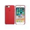 Чехол iphone Apple для iPhone 8 Plus/7 Plus Silicone Case MQH12ZM/A, красный, купить за 2810руб.