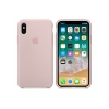 Чехол iphone Apple для iPhone X Silicone Case (MQT62ZM/A), розовый песок, купить за 2720руб.