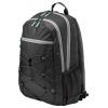 Рюкзак городской HP Active Backpack 15.6, черный, купить за 1 405руб.