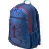 Рюкзак городской HP Active Backpack 15.6, синий с красным, купить за 1 505руб.