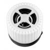 Портативная акустика Ginzzu GM-988W, белая, купить за 750руб.