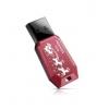 Usb-флешка Adata UV100F Christmas Edition (32 Gb), красная, купить за 1 045руб.
