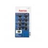 Аксессуар для игровой приставки Hama накладки для кнопок контроллера StickPads115406, для PlayStation 4, черные, купить за 910руб.