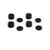 Аксессуар для игровой приставки Hama накладки для кнопок контроллера StickPads115595, для Xbox One, черные, купить за 870руб.