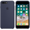 Чехол iphone Apple для iPhone 8 Plus, 7 Plus MQGY2ZM/A, синий, купить за 2820руб.