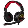 Гарнитура для пк Tt eSports Cronos RGB 7.1 (HT-CRO-DIECBK-2), черно-красная, купить за 6 085руб.
