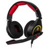 Tt eSports Cronos RGB 7.1 (HT-CRO-DIECBK-2), черно-красная, купить за 6 025руб.