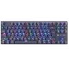 Клавиатура Qcyber Dominator TKL, черная, купить за 2 845руб.