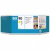 Картридж для принтера HP №90 C5064A, желтый, купить за 17 390руб.