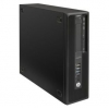 Фирменный компьютер HP Z240 SFF i7 7700 (3.6)/16Gb/SSD256Gb/HDG630/DVDRW/CR/Win10Pro/клав./мышь/черный, купить за 78 235руб.