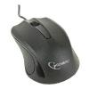 Мышка Gembird MUS-101 USB, черная, купить за 295руб.
