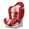 Автокресло детское Liko Baby LB-510, красное в точку, купить за 6 500руб.