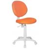 Компьютерное кресло Бюрократ KD-W6/TW-96-1, оранжевое, купить за 5 190руб.