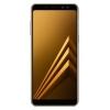 Смартфон Samsung Galaxy A8 (2018) SM-A530, золотистый, купить за 26 100руб.