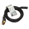 TV-COM CG441D-3m (DVI-D DL M/M, 3 м), чёрный, купить за 590руб.