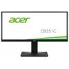 Монитор Acer CB351Cbmidphzx, чёрный, купить за 34 545руб.