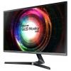 Монитор Samsung U28H750UQI, черный, купить за 28 650руб.