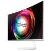 Samsung C32H711QEI, белый, купить за 29 670руб.