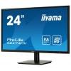 Монитор Iiyama X2474HV-B1, черный, купить за 7 180руб.