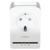 PowerLine-адаптер D-Link DHP-P308AV/C1B (встроенный БП), купить за 1 640руб.