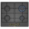 Варочная поверхность Bosch PGP6B3B60, черная, купить за 20 040руб.
