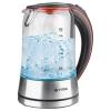 Электрочайник Vitek VT-7005 TR (стекло/сталь), купить за 1 825руб.