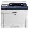 Лазерный цветной принтер Xerox Phaser 6510DN (настольный), купить за 25 450руб.
